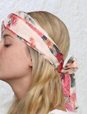 Zimmermann Floral Head Scarf