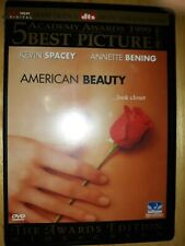 American Beauty (Dvd, 2000, Limited Edition Packaging Awards Edition Widescreen)