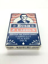 President George W Bush Political Satire Playing Cards - Poker Size