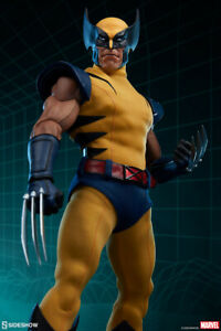 SIDESHOW Wolverine X-Men 1/6 Scale Figure MINT NEW IN BOX!!!