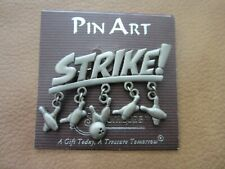 Spoontiques Pin Art STRIKE Bowling Pin