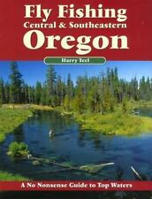 Fly Fishing Central & Southeastern Oregon -  Harry Teel