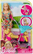 More details for barbie strolling pups playset cnb21 brand new & boxed