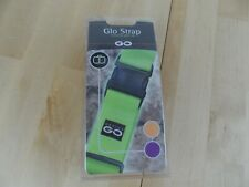 Orange Glo Strap Security and ID Travel Strap