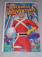 Strange Adventures #1! (2020) Rare Variant! Signed by Writer Tom King! NM! COA!