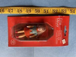 NEW VTG Erna Meyer DOLLHOUSE MINIATURE Doll GERMANY. Smoke Free Home