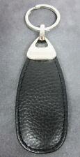 Bellissima Creation Solingen Schlüsselanhänger Schlüsselband echt LEDER schwarz