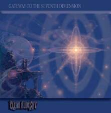 Clear Blue Sky 'Gateway to the Seventh Dimension' collectors CD new/sealed