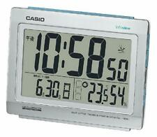 Casio Alarm Clock temperature hygrometer night view light DQL-130NJ-8JF Japan