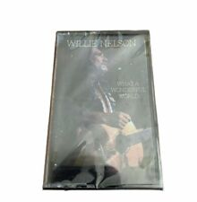 Willie Nelson: What a Wonderful World Cassette Tape Album Factory Sealed Country