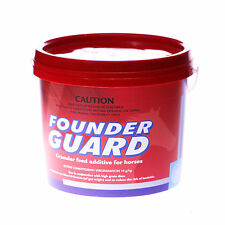 Founderguard Horse Feed Additive Reduces the Risk of Laminitis Sore Hooves