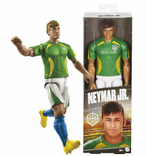 "Mattel FC Elite Neymar Junior Soccer Football 12"" Action Figure"