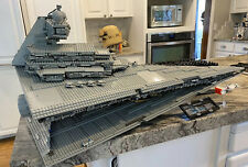 LEGO Star Wars UCS Imperial Star Destroyer 10030 With Instruction Manual