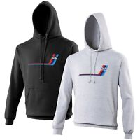 BMW 2002 Turbo Hoodie Classic Car Enthusiast VARIOUS SIZES & COLOURS