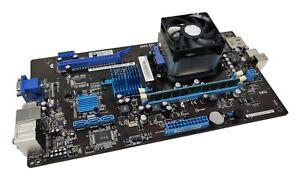 ASUS M4A76T10L Motherboard with Athlon II X3 455, 4GB RAM Bundle Inc.VAT