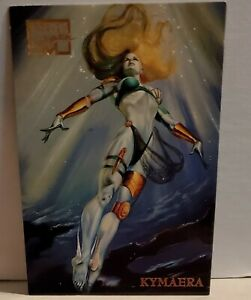 # 27  KYMAERA  - 1996 Marvel Masterpieces