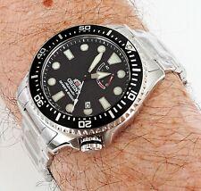 Orient Men's Watch Triton Automatic RA-EL0001B00A Diver's 20 Atm New