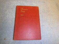 Vintage Allan Troy Chess Book-1913 Year Book of Chess- HARDBACK-MB#5