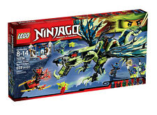 Construction Ninjago LEGO Complete Sets & Packs