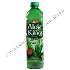 Aloe vera naturel boire - 12 x 1,5 l bouteilles