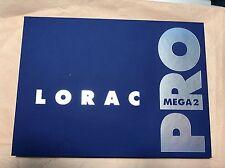 Lorac Mega Pro 2 Eyeshadow Palette Authentic HTF Limited Edition