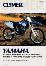 CLYMER Repair Manual for Yamaha YZ400F, YZ426F, WR400F & WR426F