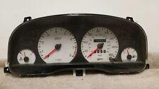 98 99 Ford Contour SVT 160MPH Instrument Cluster Tach XS2F-10C956-DB 170K