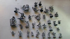 34 lot Mini D&D miniature ad&d grenadier ral partha dungeons dragons WOTC rare!!