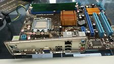 Asus P5G41-M LE Motherboard with Intel DUAL CORE 2.68 I GB RAM AND MORE
