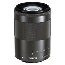 Near Mint! Canon EF-M 55-200mm f/4.5-6.3 IS STM - 1 year warranty