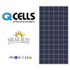 Hanwha QCells 300W Watt Solar Panel Polycystalline Q.PRO L-G3 300 UL Listed