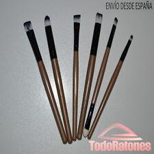 set pinceles de maquillaje profesional, alta calidad cara brocha pintar cara
