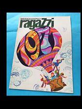 MESSAGGERO DEI RAGAZZI nr. 1 del 1971 (numero in copertina)
