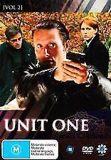 UNIT ONE– VOLUME 2- DVD, 3-DISC, R-4, LIKE NEW, FREE POST IN AUSTRALIA