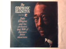 DUKE ELLINGTON AND HIS ORCHESTRA The symphonic Ellington lp ITALY