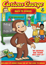 Curious George: Back to School (DVD,2010)