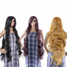 Purple Long Wigs & Hairpieces
