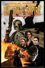 Star Wars Shadows of the Empire Trade Paperback TPB Empire Strikes Back sequel