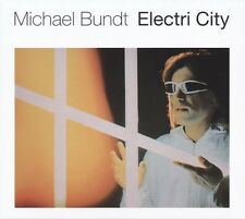 MICHAEL BUNDT - ELECTRI CITY   CD NEU