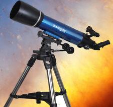 "MEADE Infinity 102mm (4"") REFRACTOR Telescope w/TRIPOD,FREE Star&Planet Locator!"