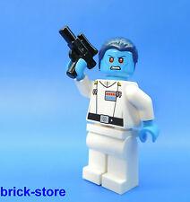 Lego ® Star wars/75170/figura el Almirante Thrawn con arma