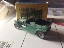 Modelos Matchbox de antaño. Y-15 Rolls Royce Fantasma De Plata