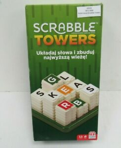 Scrabble Towers (Polish Version) - WBP 13A
