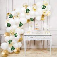 114pcs Balloon Strip Arch Garland Kit Wedding Baby Shower Birthday Party Decor