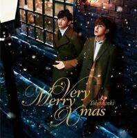 DONG BANG SHIN KI (TOHOSHINKI)-VERY MERRY XMAS-JAPAN CD+DVD Ltd/Ed D73