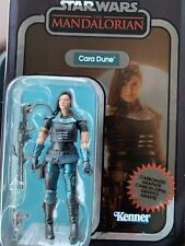 New listing Star Wars Carbonized Cara Dune Vintage Collection Kenner Walmart Graphite In Hnd
