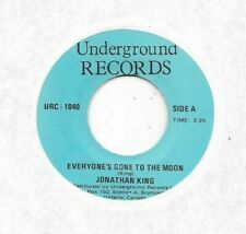 JONATHAN KING * 45 * Everyone's Gone To The Moon * mid 1960'S * RI MINT Vinyl