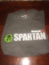 2017 Spartan Race Beast Finisher Shirt New Dark Gray Medium