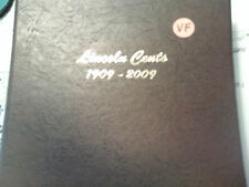 High grade Lincoln Cent collection. 1909 VDB-2017-D. VF to Gem BU. Nice set.