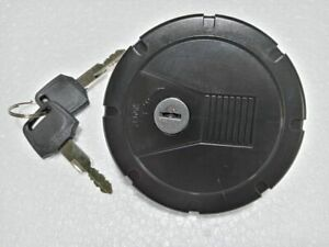 Fuel Gas Tank Cap Cover Lock &Key for Kawasaki KLX125 KLX125 2010-2014
